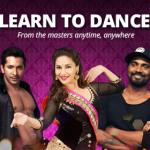 'Dance With Madhuri.com' and India Learning Dance Online