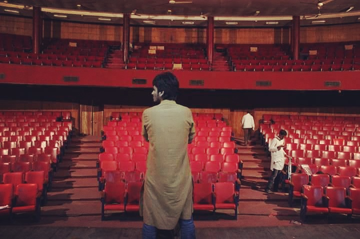 theatre actor in ahmedabad