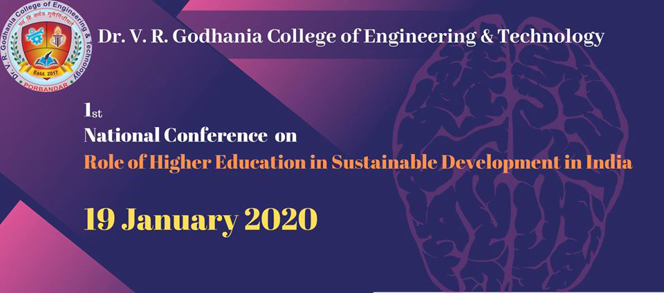 Role of Higher Education in Sustainable Development in India