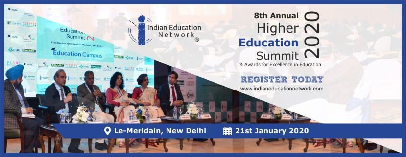 8th Annual Higher Education Summit – 21st January 2020