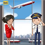 Do you aspire to Fly High – becoming an Air Hostess/ Host?