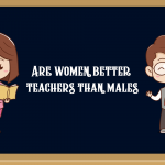 Women Teachers Better than Male Counterparts?