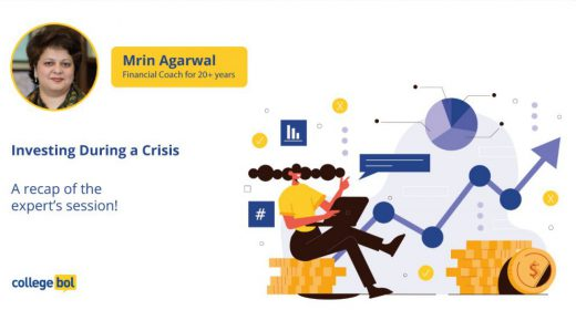 Expert session with Mrs. Mrin Agarwal: Investing during crisis